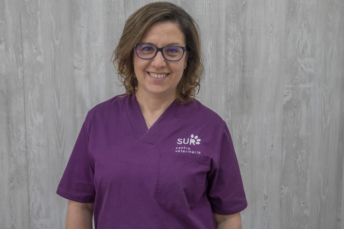 Nieves Sánchez, socia fundadora de Centro Veterinario Sur